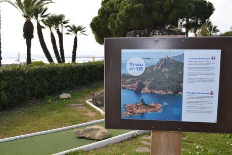 Le Mini Golf de Saint-Raphael