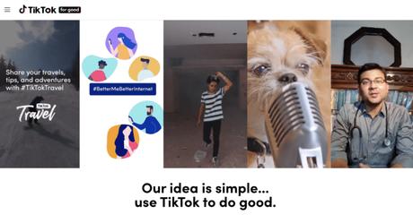 Un autre regard sur TikTok