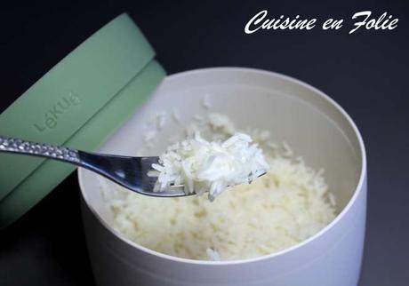 Test Rice Cooker Lékué