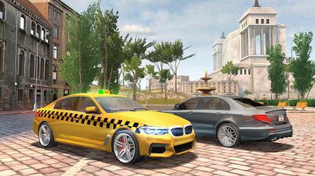 Télécharger Taxi Sim 2020 APK MOD (Astuce) 5