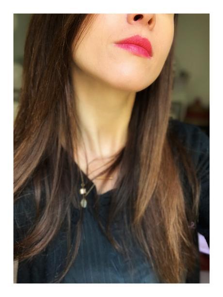 Rouge à lèvres Gucci – satin & douceur