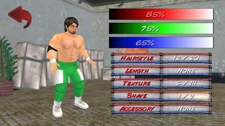 Télécharger Gratuit Wrestling Revolution 3D APK MOD (Astuce) 4