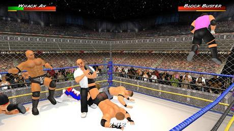 Télécharger Gratuit Wrestling Revolution 3D APK MOD (Astuce) 1