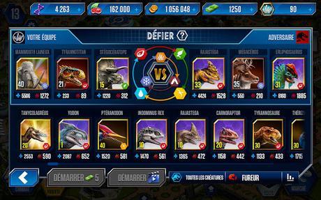 Télécharger Jurassic World™: le jeu  APK MOD (Astuce) 6