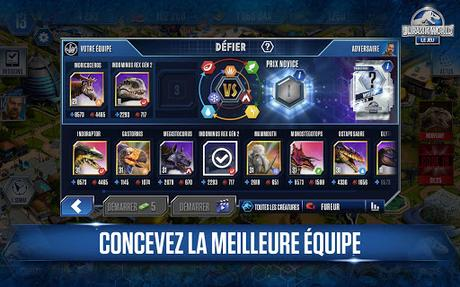 Télécharger Jurassic World™: le jeu  APK MOD (Astuce) 3