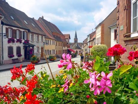 Évasion en Alsace-Lorraine - la Petite Pierre © French Moments