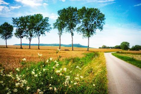 La colline de Sion-Vaudémont en Lorraine © French Moments