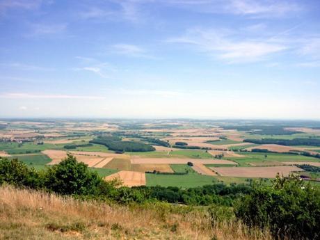 Envie d'évasion en Alsace-Lorraine - Colline de Sion-Vaudémont © French Moments