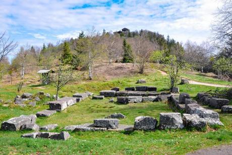 Évasion en Alsace-Lorraine - Donon © Vassil, CC0, via Wikimedia Commons