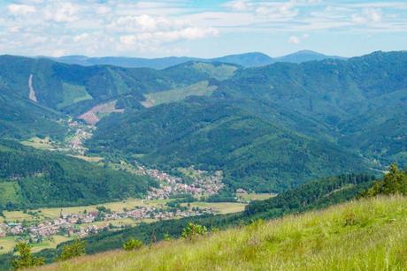 Dans le massif du Baerenkopf © French Moments