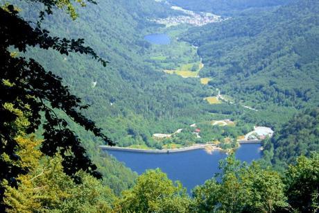 Idées d'évasion en Alsace-Lorraine : Lacs d'Alfeld et de Sewen © French Moments