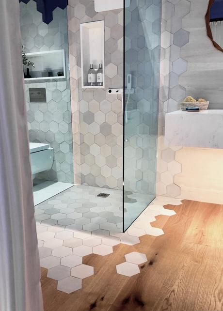 norme protection indice luminaire eau douche