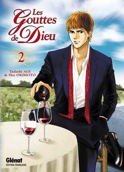 Les Gouttes de Dieu - Tome 2. Tadashi AGI et Shu OKIMOTO – 2008 (Manga)