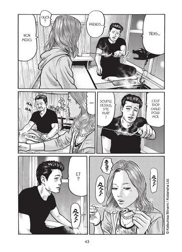 The fable #1 • Katsuhisa Minami