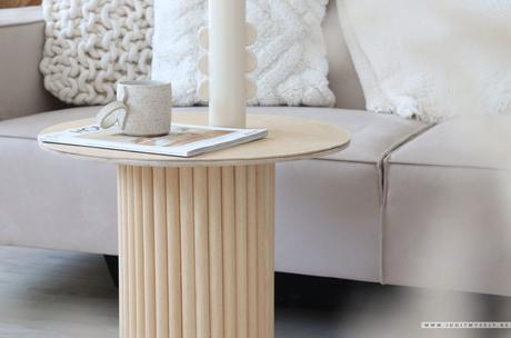 DIY : Table basse récup