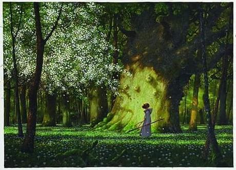 Les souvenirs du vieux chêne
