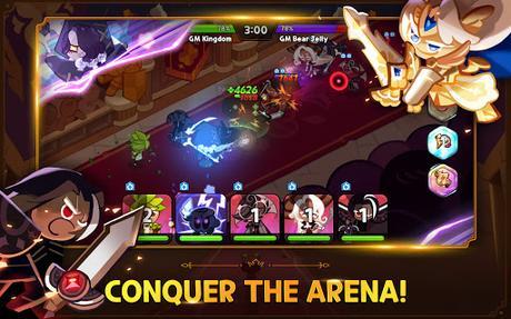 Télécharger Cookie Run: Kingdom - Kingdom Builder & Battle RPG APK MOD (Astuce) screenshots 5