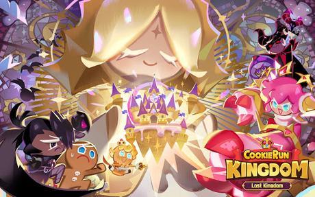 Télécharger Cookie Run: Kingdom - Kingdom Builder & Battle RPG APK MOD (Astuce) screenshots 1