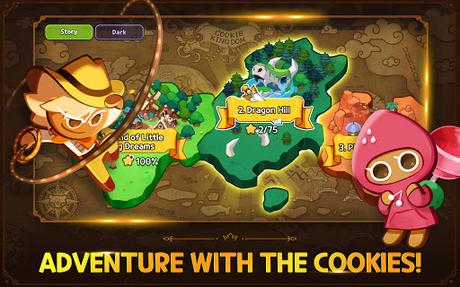 Télécharger Cookie Run: Kingdom - Kingdom Builder & Battle RPG APK MOD (Astuce) screenshots 2