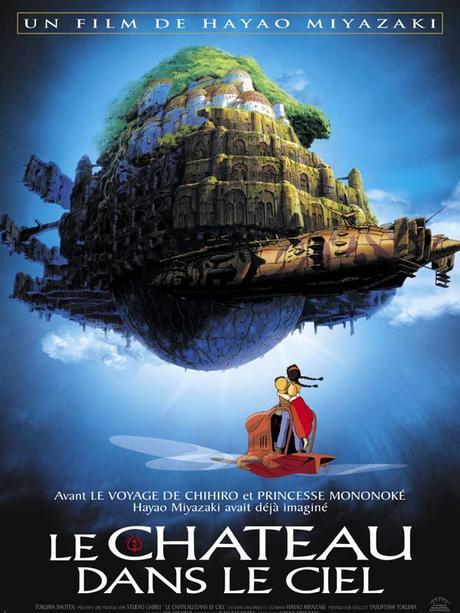 Le Château dans le Ciel (1986) de Hayao Miyazaki