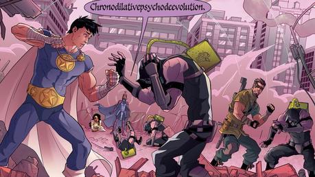 Illustration de Commander in Crisis Volume 1