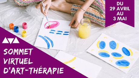 Dernier jour du Sommet de l'art-thérapie !