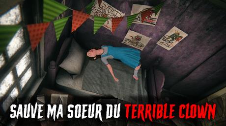 Télécharger Death Park 2 : Jeu de survie du clown terrifiant  APK MOD (Astuce) 1