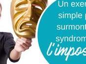 exercice simple pour surmonter syndrome l'imposteur