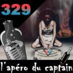 L'apéro du Captain #329 : Le moelleux au chocolat de la console Ouija