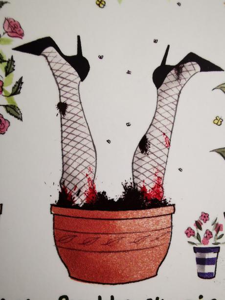 Agatha Raisin enquête (Tome 3) – Pas de pot pour la jardinière de M.C Beaton