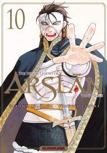 The Heroic Legend of Arslân T10, de Hiromu Arakawa