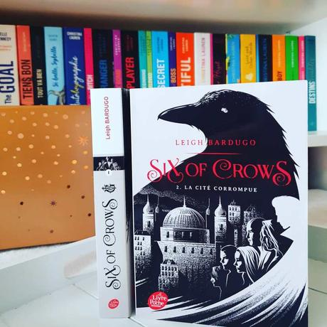 La cité corrompue | Leigh Bardugo (Six of Crows #2)