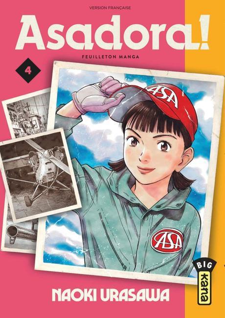 Asadora ! T04 de Naoki Urasawa