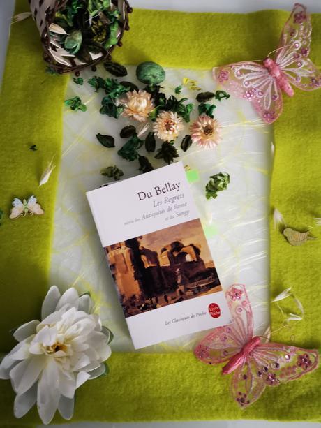 Les Classiques de Priscilla – Les Regrets de Joachim du Bellay