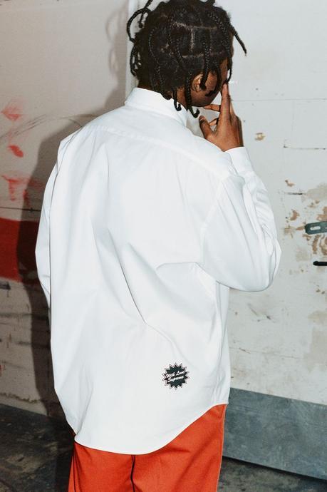 Supreme présente sa collaboration avec l'artiste Jamie Reid
