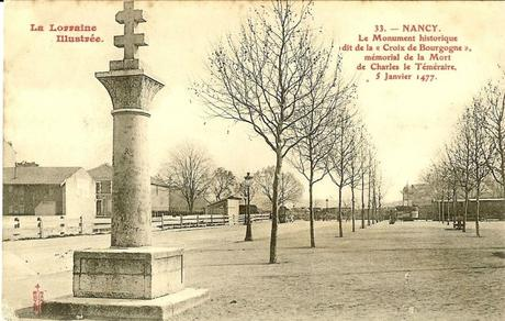 Place de la Croix-de-Bourgogne Nancy 20e s