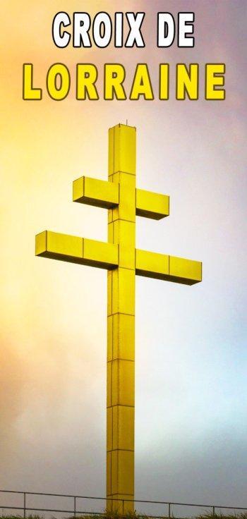 Croix de Lorraine Pinterest © French Moments