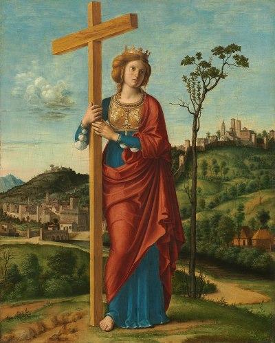 Hélène de Constantinople (par Cima da Conegliano, 1495)