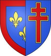 Blason du département de Maine-et-Loire
