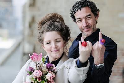 #THOMIZE: Lize et Thomas se sont mariés!
