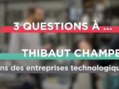 Soft skills culture travail l'interview vidéo Thibaut Champey