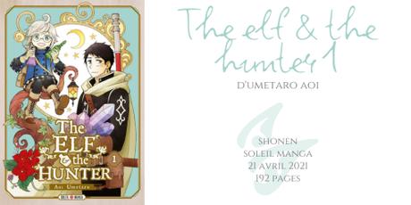 The elf and the hunter #1 • Umetaro Aoi