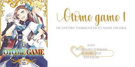 Otome game #1 • Satoru Yamaguchi et Nami Hidaka