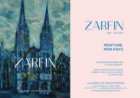 Galerie  Les Montparnos … enfin l'expo attendue..Schraga Zarfin (1899-1975)