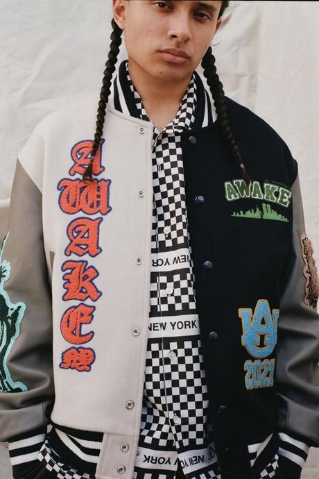 Awake NY s'inspire des années 2000 pour sa collection SS2021