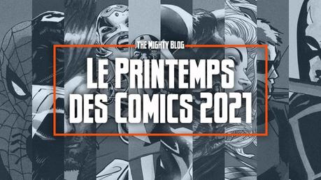 Bannière critique le printemps des comics