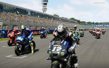 Test de MotoGP 21 : un petit tour et puis s'en va
