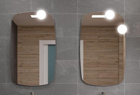 spot led pince aimant pour miroir