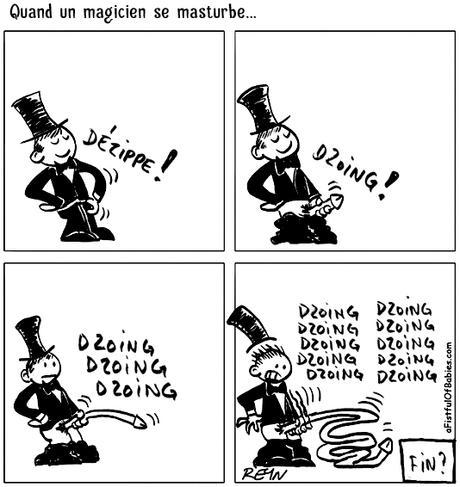 webzine,bd,zébra,fanzine,gratuit,bande-dessinée,comic-strip,reyn,afistfulofbabies,magicien,masturbation,humour,gag
