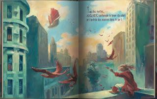 Le monde secret d'Adelaïde d'Elise Hurst